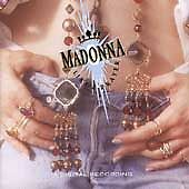 MADONNA Like A Prayer CD 1989 Sire Records BMG Club Issue Express Yourself pop