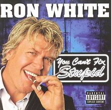 RON WHITE - YOU CAN'T FIX STUPID (CD) comedy SEALED BRAND NEW