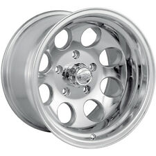 16x8 Polished Alloy Ion Style 171  8x6.5 -5 Wheels Open Country AT II 315/75/16