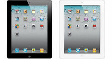 Apple iPad 2nd Generation 16GB 32GB Tablet Wifi Black/White iOS with Accessories