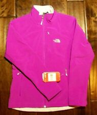 NEW Authentic THE NORTH FACE Womens Magenta Apex Bionic Softshell Ski Jacket TNF