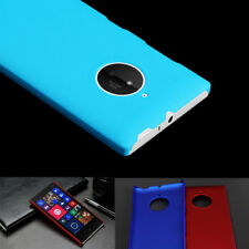 Hard Rubber Case Matte Protective Back Plain Cover For Nokia Micsoft Lumia 535