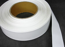 66mm x 8mil White Layflat Heat Shrink PVC - 5ft, 10ft, 25ft - PVC Battery Wrap