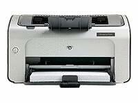 HP LaserJet Laser P1006 Printer in Great New Shape  with Genuine HP Toner