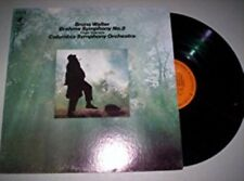 Brahms: Symphony No. 2 - Bruno Walter - Columbia Symphony Orchestra, ,Excellent,