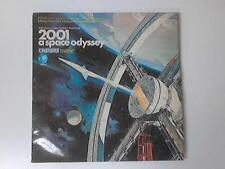 2001  A Space Odyssey LP Various 2315 034 (ID:14761)