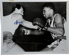Muhammad Ali Hand Signed Autographed 8x10 Photo September 5th, 1960 Image Online