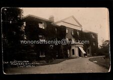 SOUTHALL THE AUSTRALIAN MILITARY HOSPITAL REAL PHOTO POSTCARD WW1 - 24