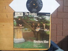 Beatles,Nowhere Man - EP in Picture sleeve, (GEP 8952), 7
