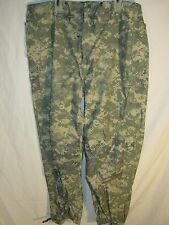 ACU Level 6 Extreme Cold Wet Weather Trousers, Gen III ECWCS Army Issue Gore-tex