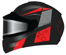 HJC IS-MAX BT Elemental Electric Snowmobile Helmet #
