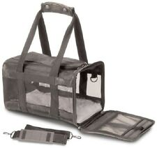 Sherpa ORIGINAL DELUXE PET DOG CAT CARRIER Airline Approved  Holds to 8 Lbs SM