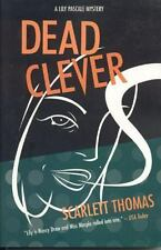 Dead Clever : A Lily Pascale Mystery by Scarlett Thomas (2004, Paperback)