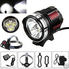 10000LM CREE XM-L2 LED Cycling Front Bicycle Bike light Headlight Headlamp Lot