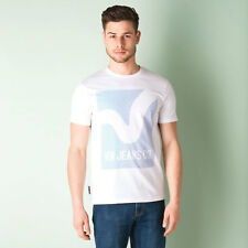 Mens Voi Jeans Fold T-Shirt In Navy From Get The Label