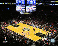 Brooklyn Nets Barclays Center NBA Licensed Fine Art Prints (Select Photo/Size)