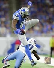 Eric Ebron Detroit Lions 2016 NFL Action Photo TJ019 (Select Size)