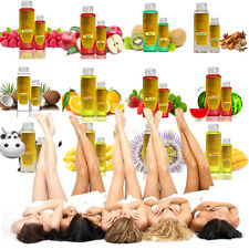 110+ Flavored Essential Warming Massage Oil Smells Delicious Lotion Sexy Lube