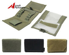 Molle Airsoft Tactical Cordura Utility Pouch Waist Belt Storage Accessory Bag