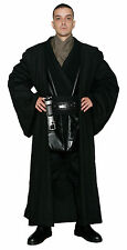 Black Jedi Robe+Tunic Compatible with an Anakin Sith Costume - Quality