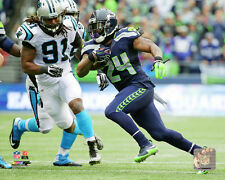 Marshawn Lynch Seattle Seahawks 2015 NFL Action Photo SL129 (Select Size)