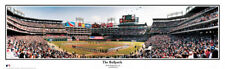2002 Texas Rangers Ballpark in Arlington Inaugural Game Panoramic Poster 2025