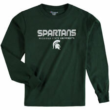Michigan State Spartans Champion Youth Jersey Long Sleeve T-Shirt - NCAA