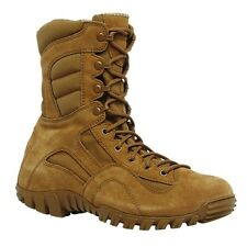 Belleville Tactical Research TR550  HOT WEATHER LIGHTWEIGHT BOOT Military Boots