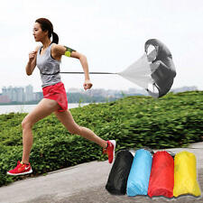 Sports Speed Training Chute Running Power Resistance Exercise Parachute Trainer