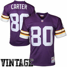 Cris Carter Mitchell & Ness Minnesota Vikings Football Jersey - NFL