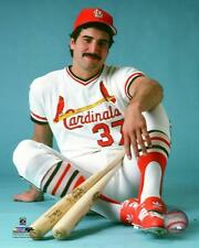 Keith Hernandez St. Louis Cardinals MLB Posed Studio Photo SU229 (Select Size)