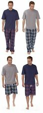 Mens Cargo Bay Lounge Set / Pyjama Set ~ Long or Shorts