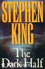 The Dark Half by Stephen King (1989, Hardcover)