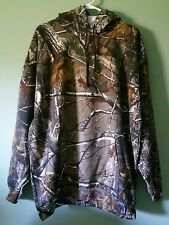 Men's Russell Outdoors Realtree Pullover Hoodie Hooded Sweatshirt Camouflage NEW