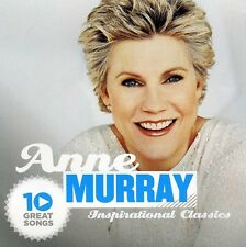 ANNE MURRAY - 10 GREAT SONGS INSPIRATION CL (IMPORT) NEW CD