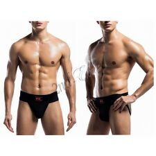 Sexy Men's Athletic Supporter Jockstrap Boxer Briefs Underwear Trunks Shorts