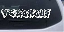 Venomous Car or Truck Window Laptop Decal Sticker Hot Rod Muscle Classic 14X2.8