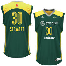 Breanna Stewart Seattle Storm adidas Replica Finished Jersey - Green - WNBA