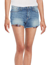 "Joe's Jeans 3"" Cut Off Denim Shorts Roxy $158 Nwt"