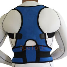 Unisex Magnetic HOT Waist Belt Brace Pain Relief Lower Back Therapy Support Belt