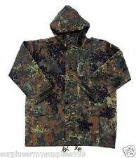 Genuine German Army Flecktarn Full GORETEX SUIT, Parka and Trousers