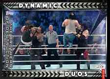 TOPPS WWE SLAM DIGITAL DYNAMIC DUOS THE BROTHERS OF DESTRUCTION UNDERTAKER RAW