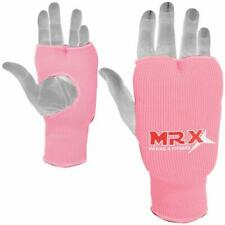 Elasticated Training Karate Mitt / Boxing Mitts / Fist Punching Gloves MRX, Pink