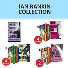 Ian Rankin A Rebus Novel A Question of Blood Gift Wrapped Set NEW