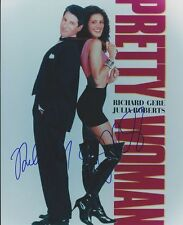 RICHARD GERE JULIA ROBERTS SIGNED 8X10 MOVIE PHOTO REPRINT *PRETTY WOMAN*