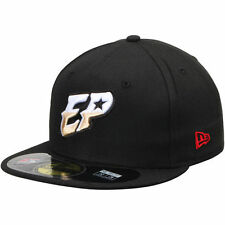 El Paso Chihauhuas New Era Authentic 59FIFTY Fitted Hat - Black - MiLB