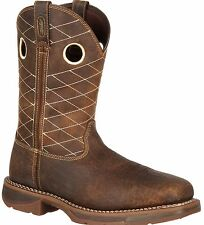New Durango Men's Rebel Composite & Square Toe Goodyear Welt Construction Boots