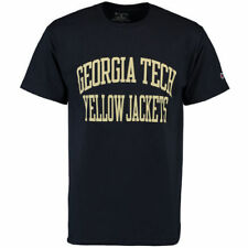 Georgia Tech Yellow Jackets Champion University T-Shirt - Navy - NCAA