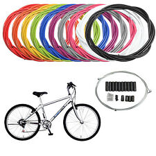 Bike Jagwire Brake Shifter Cable Housing Gear Kits Road Mountain Bicycle Cycling