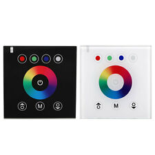 RGBW LED Touch Switch Panel Controller Led Dimmer for DC12V DIY Home Lighting